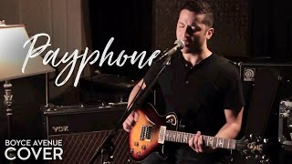 Maroon 5 - Payphone (Boyce Avenue acoustic cover) on iTunes