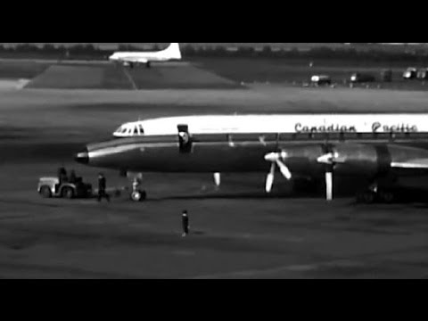 CP Air Bristol Britannia -