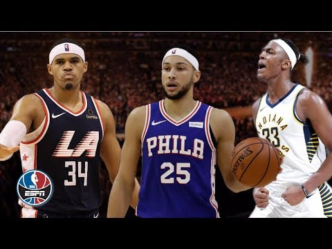 Video: NBA Highlights: 76ers vs. Pistons, Clippers vs. Suns, Pacers vs. Wizards | NBA on ESPN