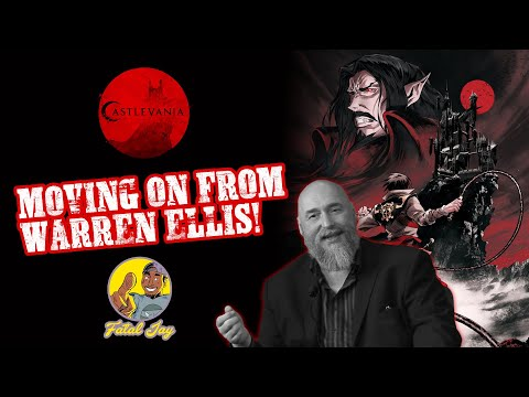 CASTLEVANIA Moves on From WARREN ELLIS Following Allegations