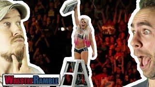 Video Should Alexa Bliss Have WON Raw Title?! WWE Money In The Bank 2018 Review | WrestleRamble MP3, 3GP, MP4, WEBM, AVI, FLV Juni 2018