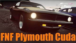 Nonton Forza Horizon 2   The Fast and Furious   Plymouth Cuda Film Subtitle Indonesia Streaming Movie Download