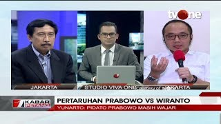 Video Dialog: 'Pertaruhan' Prabowo vs Wiranto MP3, 3GP, MP4, WEBM, AVI, FLV Januari 2019