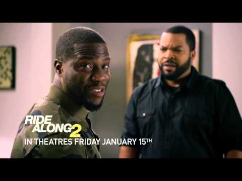 Ride Along 2 (Viral Video 'Real Husbands of Hollywood - Hart Sized Edition')