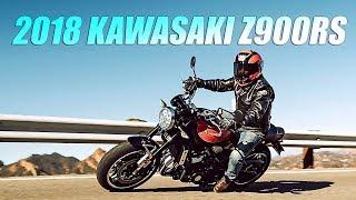 10. 2018 Kawasaki Z900RS First Ride Review
