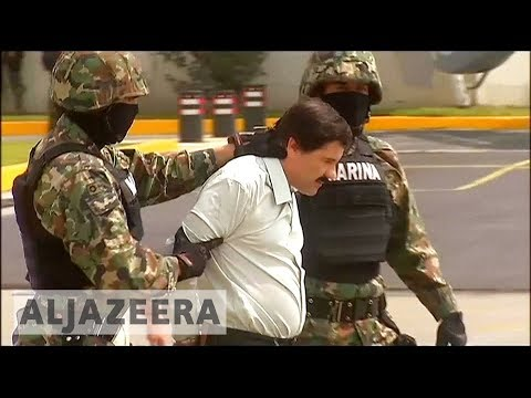 Mexico records highest homicide rate in 20 years | Al Jazeera English
