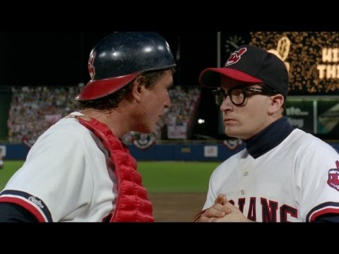 Major League Movie 1989 - Tom Berenger, Charlie Sheen, Corbin Bernsen