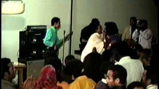 BEZUNESH BEKELE LAST SHOW IN LA 1990  6 WEEKS BEFORE SHE DIED FILMED BY VIDEO REMO PRODUCTIONS.avi