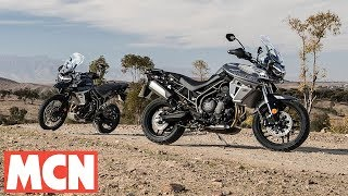 6. Triumph Tiger 800 (XCA and XRT) | First Rides | Motorcyclenews.com