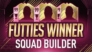 FUTTIES WINNER SQUAD BUILDER! - FIFA 18 Ultimate Team