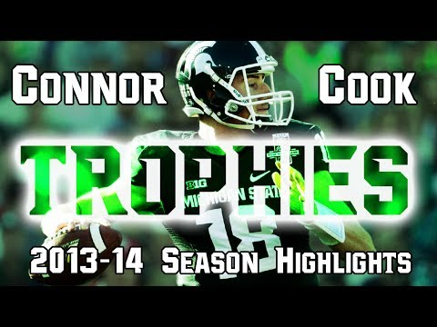 Connor Cook 2013 Highlights video.