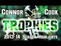 Connor Cook 2013 Highlights