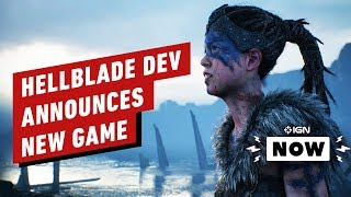 Hellblade 2 Dev Ninja Theory Announces Project: Mara - IGN Now by IGN