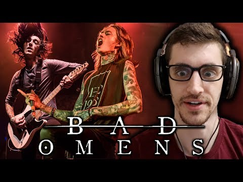 """Hip-Hop Head EATS HIS WORDS with this one! BAD OMENS - """"Exit Wounds"""" REACTION"""