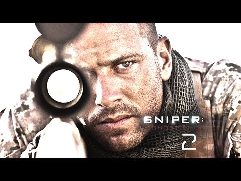 Sniper-Ghost Shooter 2 Trailer 2018 | FANMADE HD