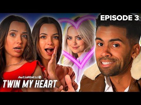Twin My Heart Season 3 EP 3 w/ Merrell Twins - HOW does Erin know Nate Wyatt?! | AwesomenessTV