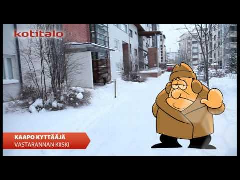 Eroon kinoksista: miten lumityöt tulisi hoitaa taloyhtiössä?