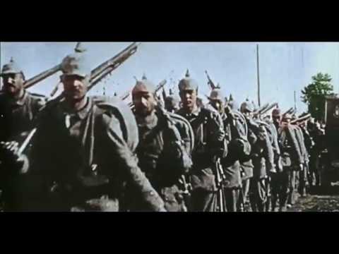 Der erste Weltkrieg: Stellungskrieg - 01 - Deutscher  ...