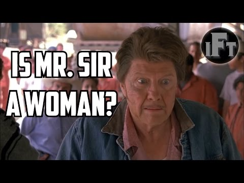Is Mr. Sir a Woman? | Insane Fan Theory: Holes | Shotana Studios