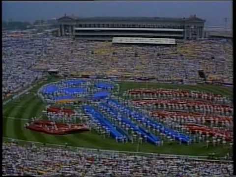 Gloryland 1994 World Cup Song