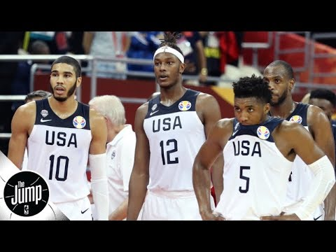 Video: Team USA vs. Turkey reaction: Should the Americans feel good or bad after OT win? | The Jump