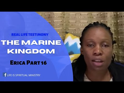 Bamboo Presents Erica Mukisa Kimani's Testimony of Witchcraft & Deliverance The Marine Kingdom Pt 16