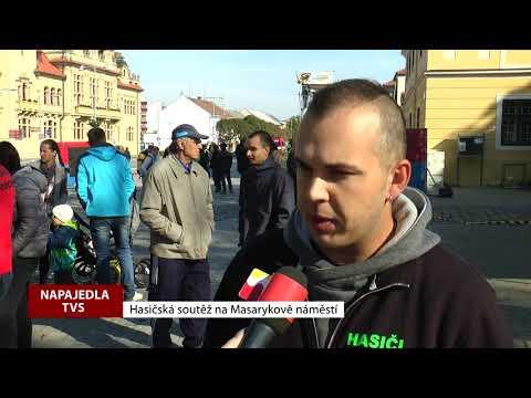 TVS: Napajedla - Hasičská soutěž