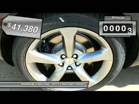 2013 Chevrolet Camaro Katy Texas 30719