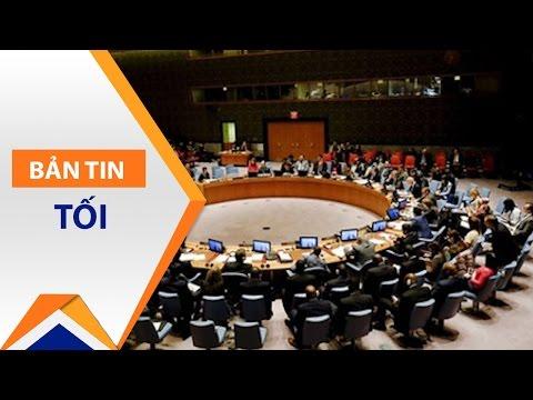 Mỹ 'đánh' Syria: Hội đồng bảo an LHQ 'thất thủ' | VTC - Thời lượng: 2 phút, 34 giây.