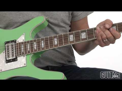 Musicvox MI-5 12-String Electric Guitar