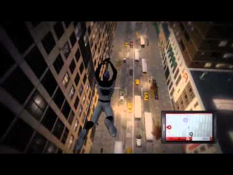 the amazing spider man playstation 3 move