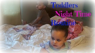 Hey Guys! Todays video is my youngest 2 night time routine. Christian and Grace are only 10 months apart and man night time can either go smooth or crazy!3 Pack Bundle: Kids Shampoo, Conditioner & Leave-in ConditionerThe Many Ethnicities KIDS complete 3-pack solution kit is here!https://www.octoly.com/c/hassg/r/hau9j-----------------------------------------------------------------------------------------------------These Products Were sent to me to review from Octoly and Many Ethnicities. However all opinions are my own