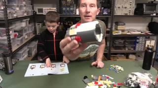 Dave & Sagan build the first stage of the LEGO Saturn V moon rocket.Mrs EEVblog's LEGO cake: https://www.flickr.com/photos/eevblog/34497937191/in/album-72157667819655546/