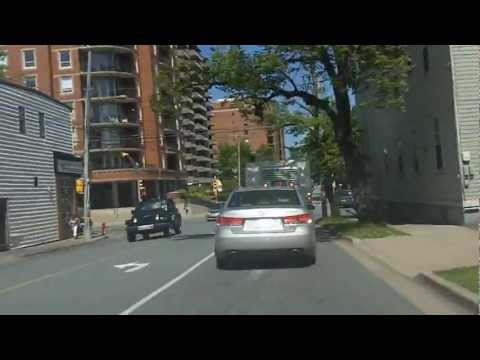 Halifax - This video was a request by bizarrpeeps to drive from Clifton Street to the end of Marginal Road by taking Duke and Hollis Street. I started a bit before the...