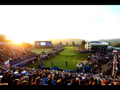 The 2014 Ryder Cup, Gleneagles, Scotland