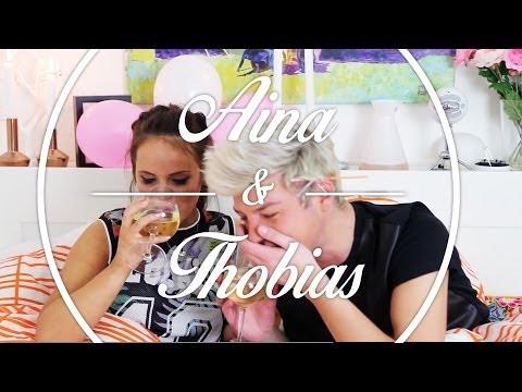 Fest i sängen | Aina & Thobias | Avsnitt 6 (видео)
