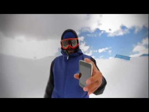 Video of Snow Dice