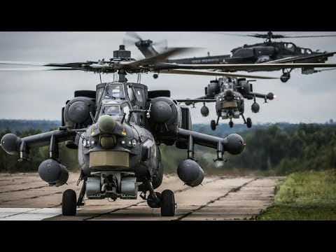 Best Powerful Attack Helicopters 10....