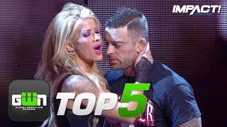 Nonton 5 GREATEST Mixed Tag Team Matches in IMPACT Wrestling History | GWN Top 5 Film Subtitle Indonesia Streaming Movie Download