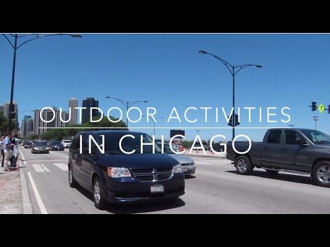 Fun Outdoor Activities in Chicago