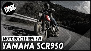 4. Yamaha SCR950 first ride review