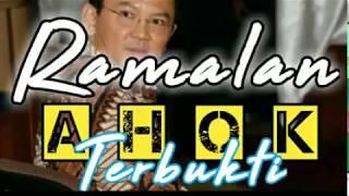 Video RAMALAN AHOK TERBUKTI MP3, 3GP, MP4, WEBM, AVI, FLV Januari 2019