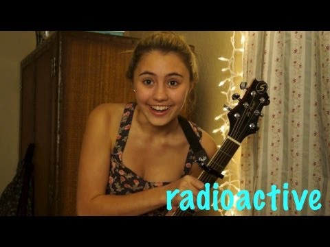 Lia Marie Johnson - Radioactive