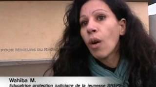 Meyzieux France  city photo : La prison pour mineurs de Meyzieux au bord de l'explosion !