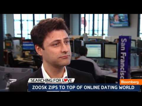 online dating - May 14 (Bloomberg) -- Searching for Love? Zoosk zips to top of online dating world with behavioral match making. Shayan Zadeh, co-founder and CEO of Zoosk, d...