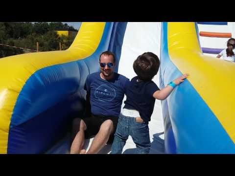 jumping castle day