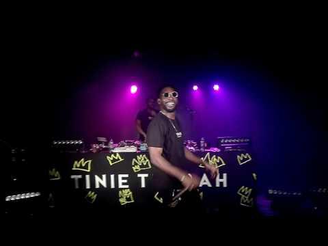 Tinie Tempah Cologne Luxor - Frisky - 6-4-17