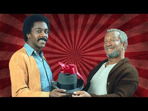 SANFORD AND SON 🌟 THEN AND NOW 2020