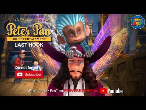 Peter Pan | Last Hook | English Classic | Powerkids PLUS