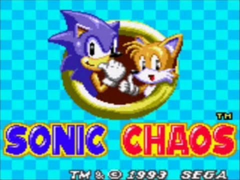 sonic chaos game gear rom